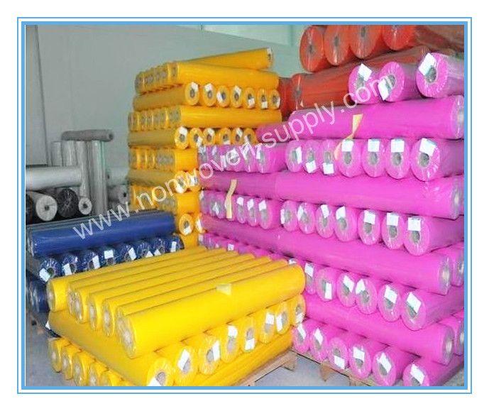 Cheapest colorful pp felt car floor mat