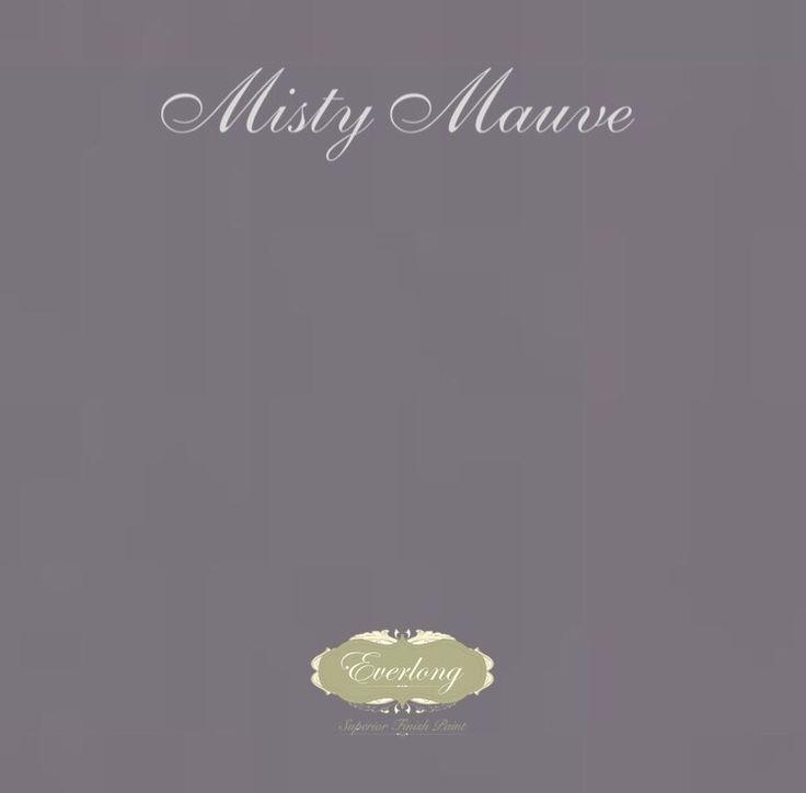 Everlong Superior Finish Paint • Misty Mauve