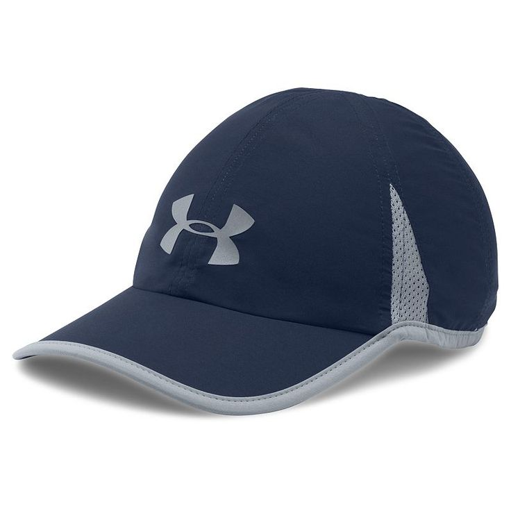 Men's Under Armour Shadow Running Cap, Blue (Navy)