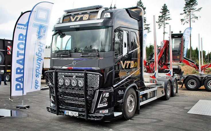 volvo fh tuning