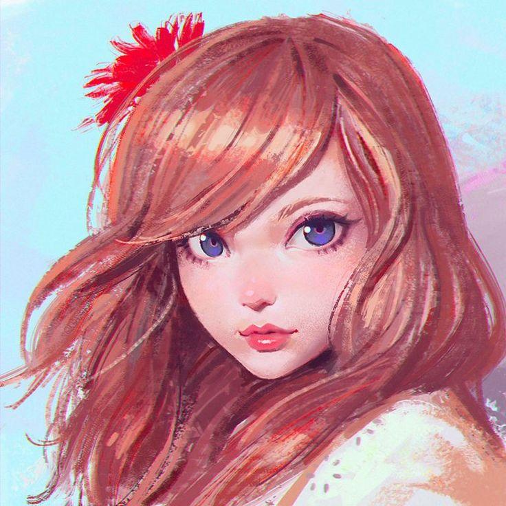 Ilya Kuvshinov é um artista ilustrador nascido em Moscou, na Rússia, mas que atualmente reside em Yokohama, Japão. Muito de seu trabalho pessoal consiste em pin-ups influenciadas por vídeo-games e filmes. Ilya Kuvshinov, é capaz de pintar personagens femininas sedutoras, sem a necessidade de sexualizá-las (na maior parte). Confira! Publicidade Eu vi no Design You …
