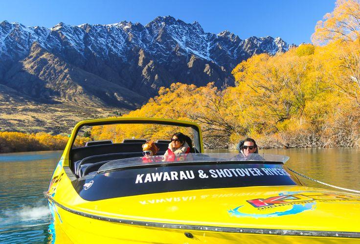 Dapatkan harga promo liburan ke New Zealand 9D7N hanya US$1728* dan diskon sebesar US$100! Harga sudah termasuk tiket pesawat, akomodasi dan tiket masuk beberapa aktifitas di kota Auckland dan Queenstown.  Ayo klik disini dan rencanakan liburanmu ke New Zealand sekarang juga! http://www.luxurynz.co.id/VIP-Itineraries.html#FUN9D  #promo #holiday #newzealand #activity #jetboat @Queenstown #farahquinn