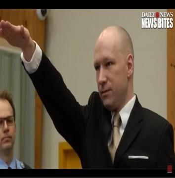 Anders Breivik odsiaduje wyrok 21 lat więzienia za zabicie 77 osób. Zdaniem sądu, w więzieniu jest on nieludzko traktowany.