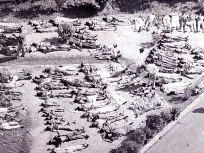 Dec 3, 1984: Explosion at a Union Carbide pesticide plant released toxic gases which killed 2,000 in Bhopal, India.