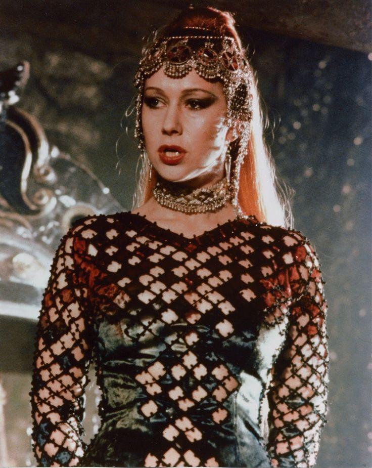 Helen Mirren (Excalibur, 1981) http://www.imdb.com/title/tt0082348/