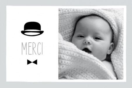 carte de remerciement Dandy paysage photo by Marion Bizet pour www.fairepartnaissance.fr : demandez vos échantillons gratuits de nos créations pour la naissance, le baptême ou les anniversaires de vos enfants