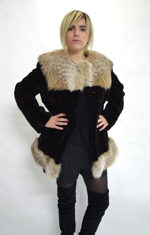 96 best Fur coats Collection 2015-16 images on Pinterest | Fur ...