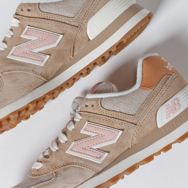 new balance rose pale et beige