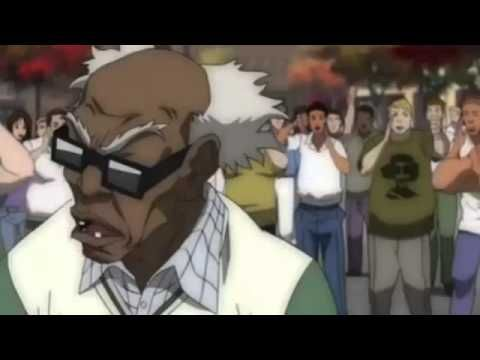 how to get full boondocks episodes