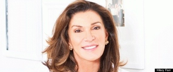 HuffingtonStyle Post - Hilary Farr's Decor Tips: 'Love It Or List It' Designer Shares Trends For A Cozy Fall And Winter