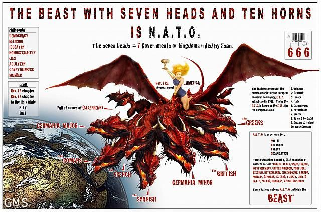 The Beast of Revelation.jpg (640×423)   Second Coming of ...
