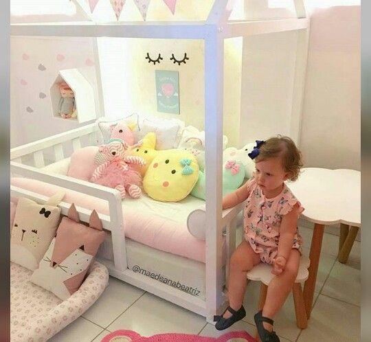 319 besten kinderzimmer einrichtungsideen m dchen bilder auf pinterest spielzimmer. Black Bedroom Furniture Sets. Home Design Ideas
