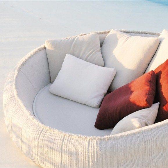 29 beste afbeeldingen over tuinmeubelen op pinterest buitenleven fauteuils en interieur - Sofa vlechtwerk ...