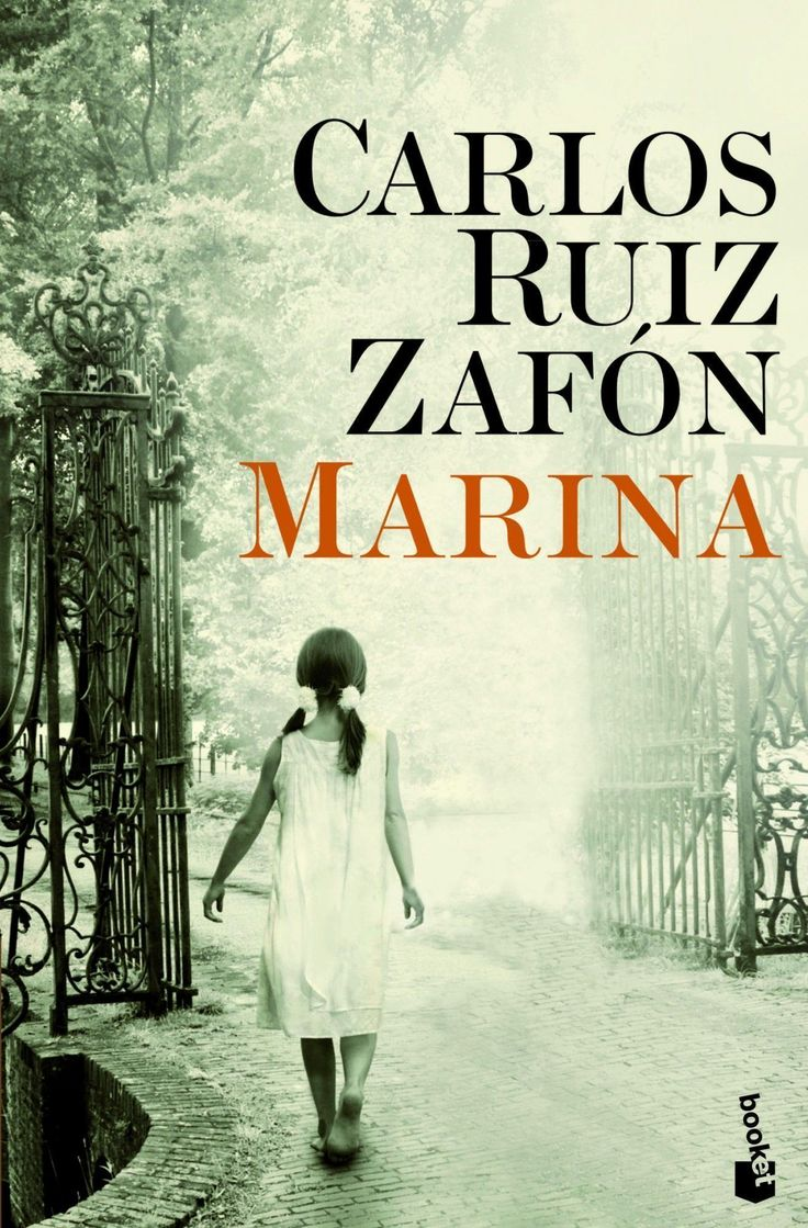 Currently reading my first Ruiz Zafón's book, Marina. Story started kind of slow but it gets you to a point where all the mystery, suspense and adventure keeps you turning one page after the other. No wonder I had heard so many great things about this writer.