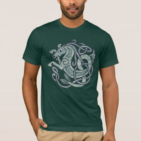 Celtic Horse T-Shirt - click/tap to personalize and buy