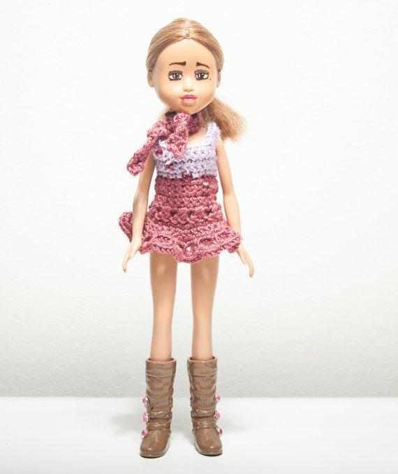 Upcycled doll Diana - handmade custom doll, OOAK doll, makeunder dolls, upcycled unique doll, OOAK, doll, makeunder doll, repainted doll