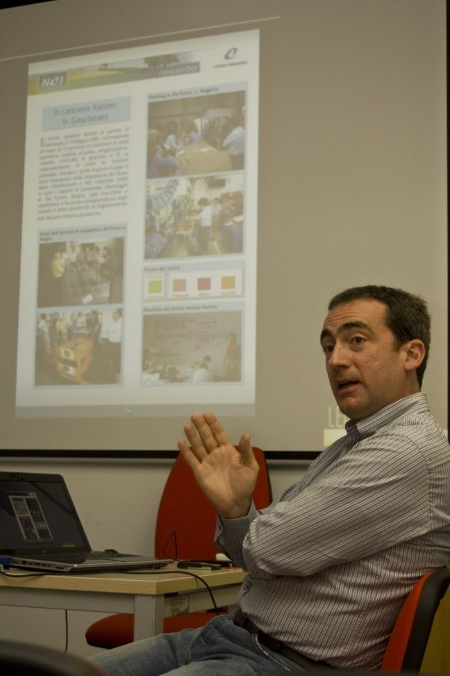 Sergio Di Tillio - partner @ Lean Partners