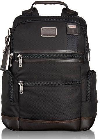 Tumi Alpha Bravo Hickory Knox Backpack