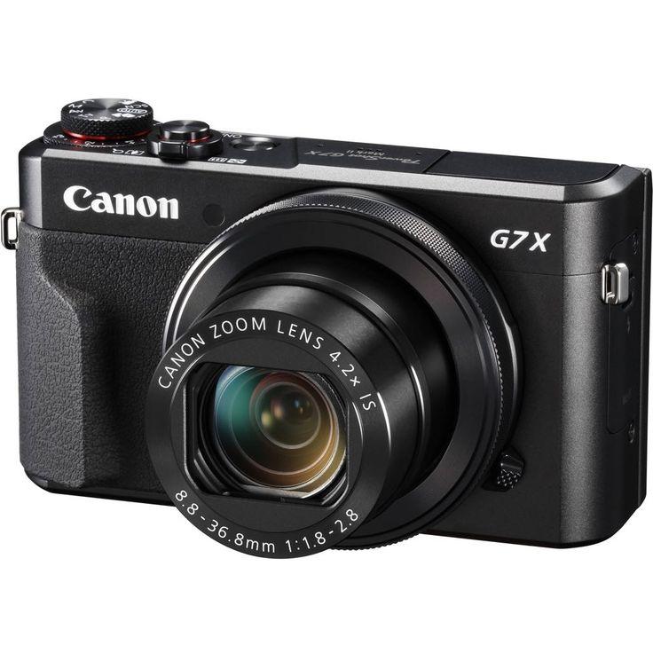Cannon G7 X Mark II Digital Camera | @giftryapp