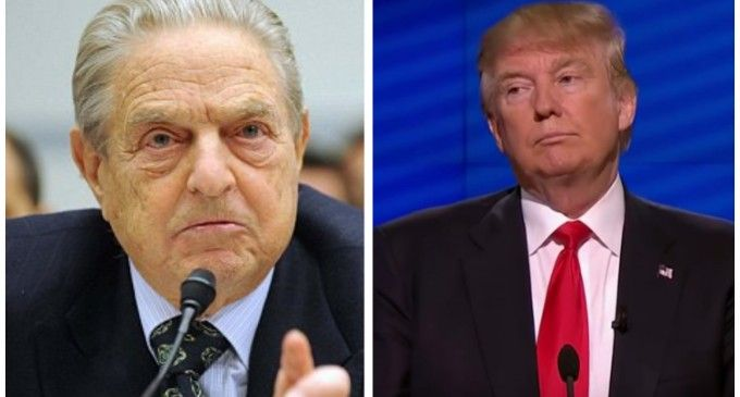 According to washingtonfeed:Donald Trump to declare Soros 'National Security Threat'. According to the Kremlin, Foreign Minister Sergey Lavrov was asked