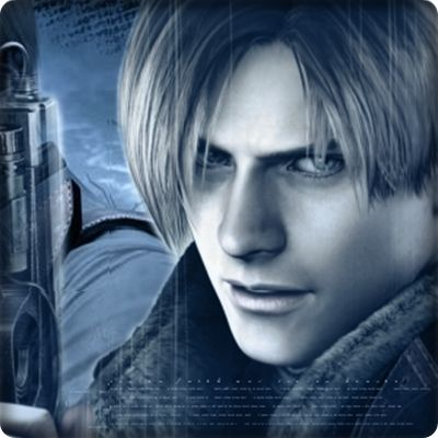 Leon Scott Kennedy #ResidentEvil