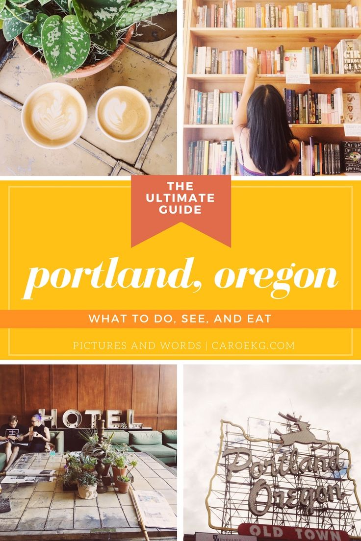 2 Days in Portland, Oregon: What to Do, See, and Eat // 2 Days in Portland: What to Do, See, and Eat // Things todo in Portland, Portland Travel Guide, Portland Oregon Travel, What to see in Portland Oregon, Portland City Guide, Portland Oregon Attractions, Things to do in PDX, What to Eat in Portland, Portland, Oregon, USA
