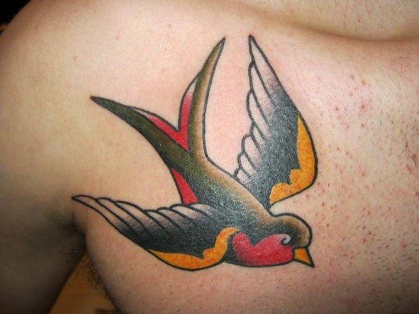 Significado da tatuagem de Pardal                                                                                                                                                                                 Mais