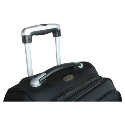 NHL Colorado Avalanche Mojo 21 Carry-On Luggage - Black
