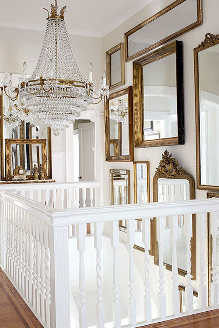 119 best Ornate gold mirrors images on Pinterest | Gold mirrors ...