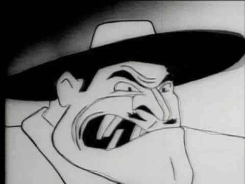 """Blek end uait (Black and White - Noir et blanc) - 1933  Animada por Ivan Ivanov-Vano conocido como el """"Patriarca de la animación soviética"""" trabajó el el Technicum de Cine de Estado, estos estudios del estado solo realizaban cortometrajes de animación con fines propagandisticos, así es como se forjaron las vanguardias en los años 20 en Europa, con una estética totalmente diferente a la americana.  Animó gran variedad de cuentos clásicos, fábulas e historias de las que se desprendían…"""