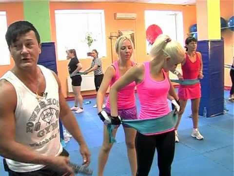 Тренировка с резиной
