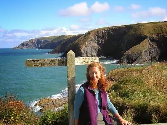 AmeriCymru: Mara Freeman - The Spirit of Wales - Land of Myth & Magic