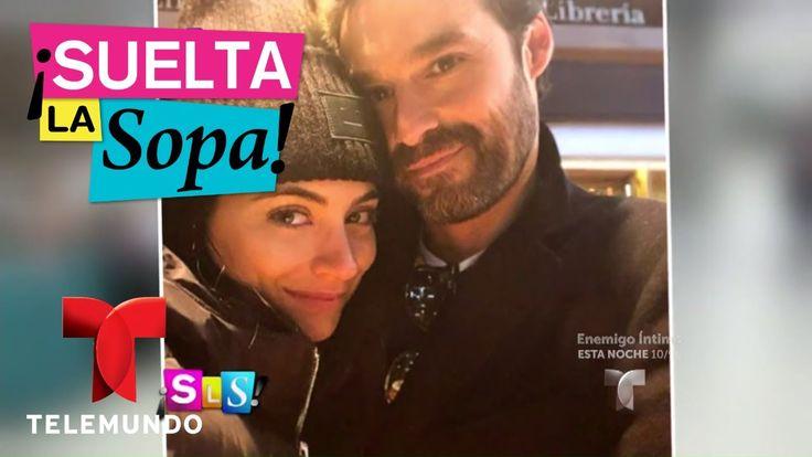 Ana Brenda Contreras habla de Iván Sánchez y Julián Gil | Suelta La Sopa...