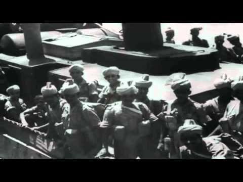 Secretos de la II Guerra Mundial 11 Mision secreta en el norte de africa - YouTube