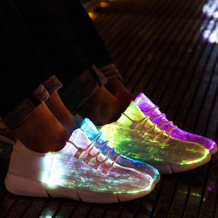 Light up shoes, Sneakers fashion