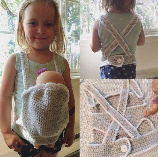 Cutest Crochet Sleepyhead Doll Easy DIY