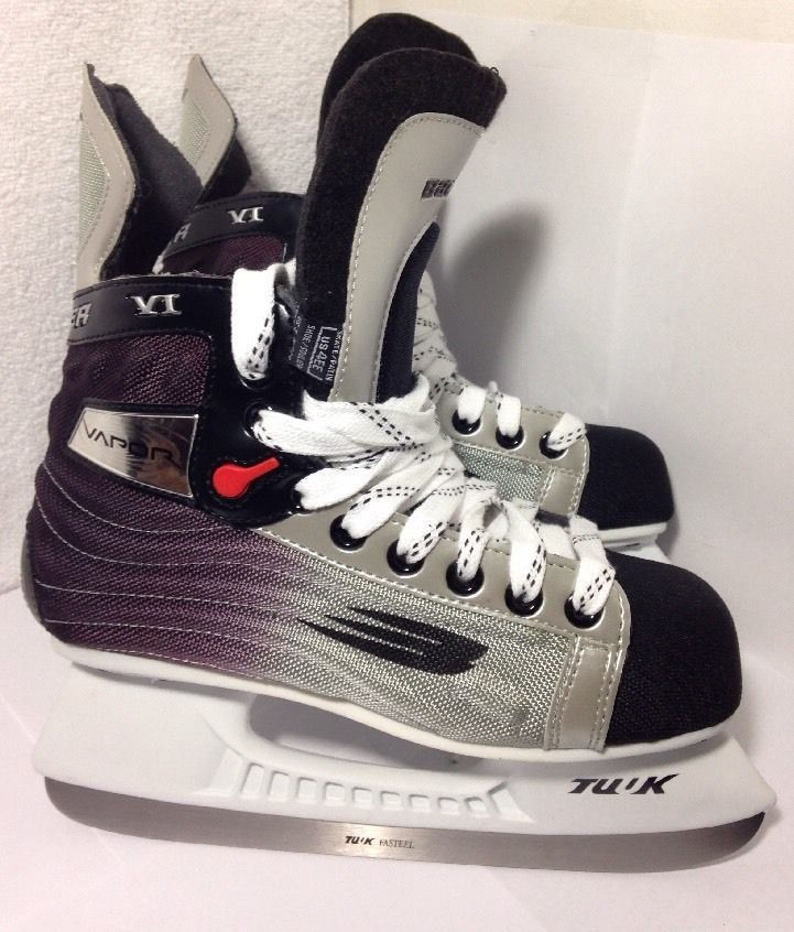 BAUER VAPOR VI HOCKEY SKATES - Size 5  Width - 4EE Never Touched Ice!!! #BAUER