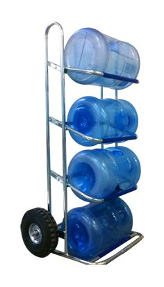 Diablito para garrafones with him pinterest agua for Compro estanque de agua