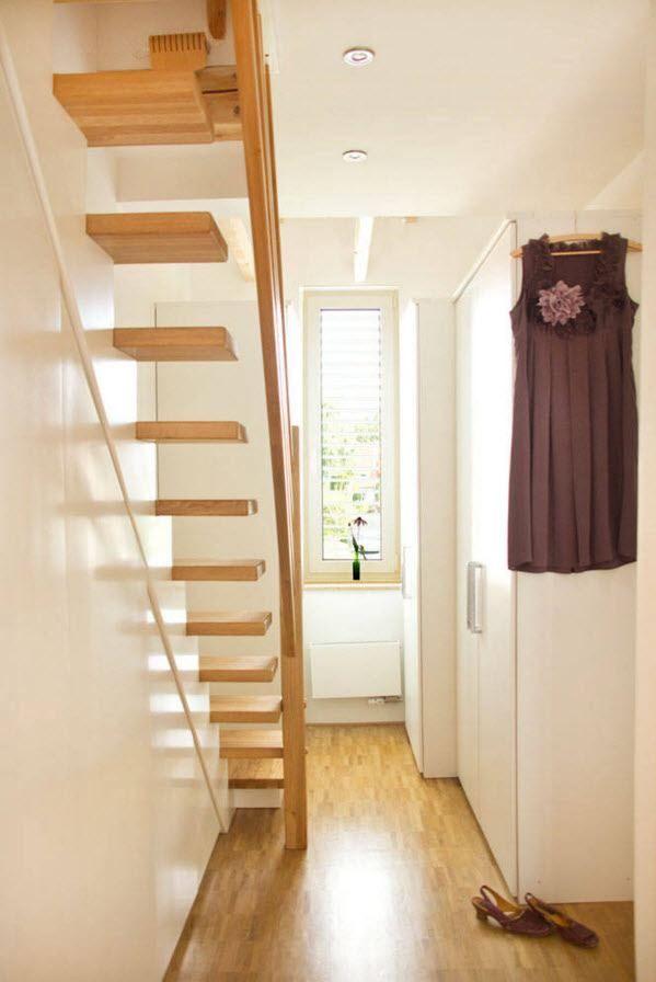 Die Besten 25+ Schmale Treppe Ideen Auf Pinterest | Wand Mit