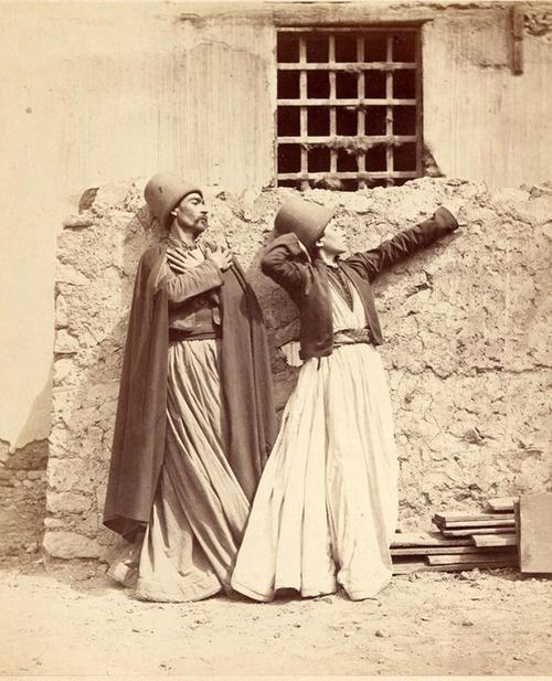 Derviches Tourneurs, 1880