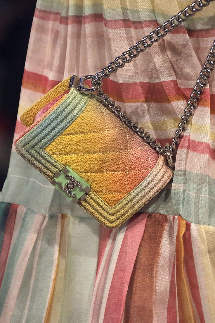 Crossfashion Group - Chanel круизная коллекция весна-лето 2017