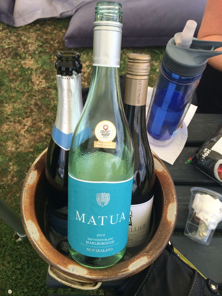 Matua, time to chillax