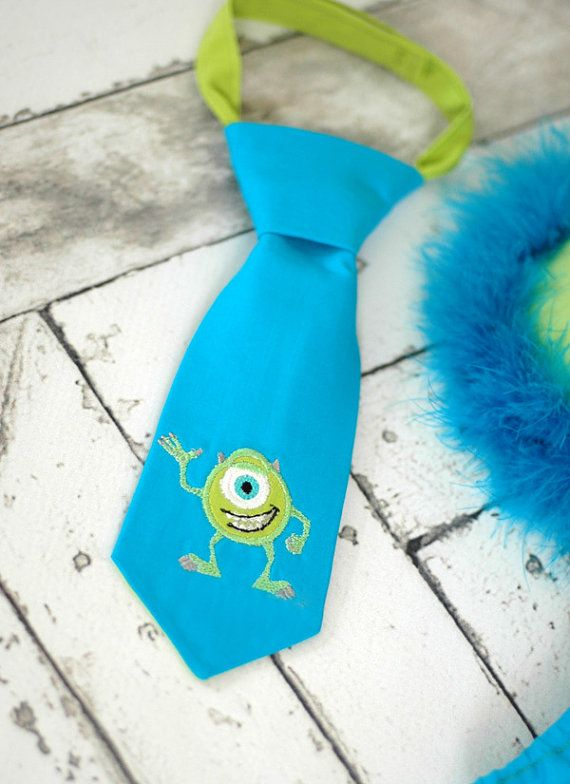 Monsters Inc Monsters U Boys Birthday Party by freshsqueezedbaby