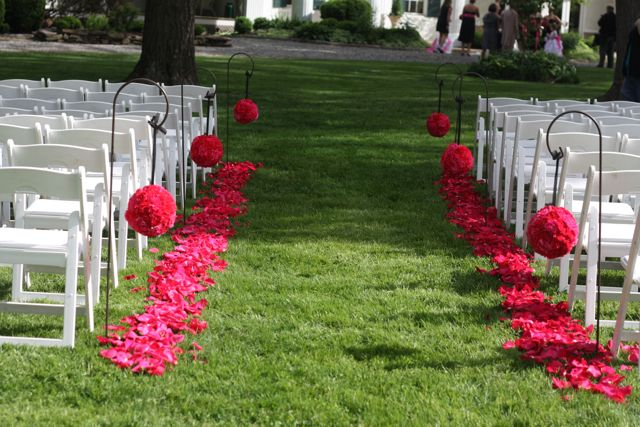 Mint Color Outdoor Ceremony Decorations: 25+ Best Ideas About Backyard Wedding Ceremonies On