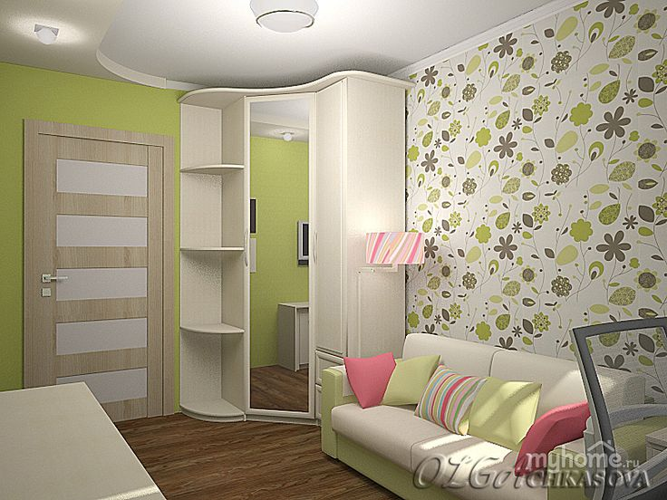 Комната для девочки. Детская