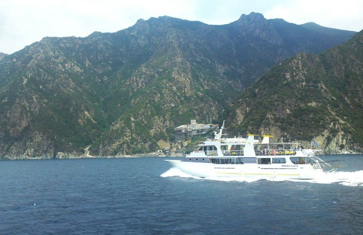 Your guide to Mount Athos monasteries