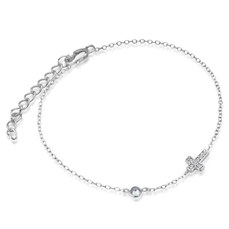 Unique - srebrna bransoletka (ABCL268 - 51324) - YES
