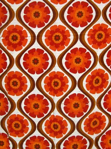 vintage curtains that was in our living room when i was young.