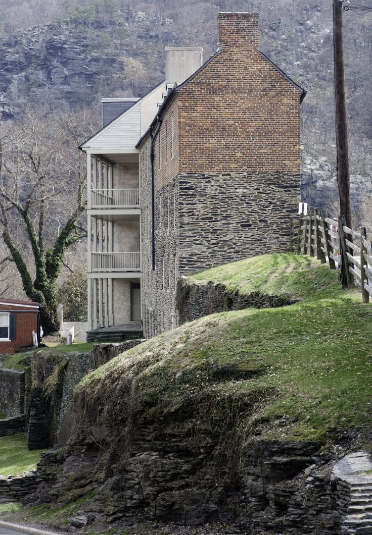Harper's Ferry, WV -- an amazing historic town