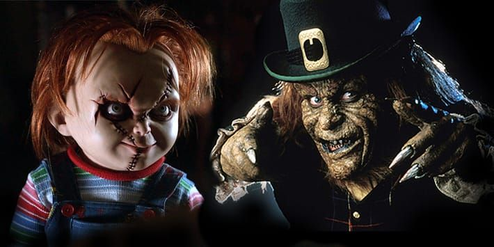 Video: This Is Pretty Much How a Chucky vs Leprechaun Movie Would Go Down